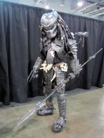 Predator @ Mid-Ohio Comic Con by Sashy42
