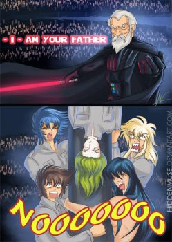 I am your father by hiddenmuse