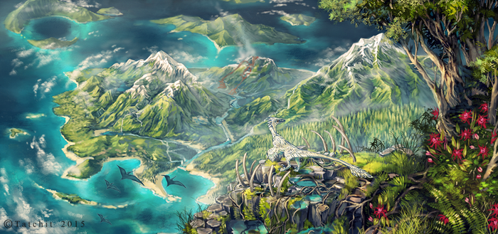 Thorn Valley by NukeRooster