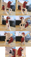 Custom Lauren Pony by Amandkyo-Su