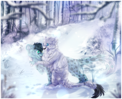 Winter of cuddling by Aniritak