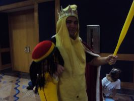The Banana King by spartan049820