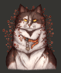 Bloomin Cat by Evertooth