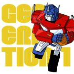 G1: Optimus Prime by Evelynism