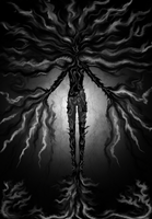 The dissipation of a lost soul by icemaidenArt