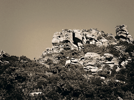 another rocks on the hill by DR1983