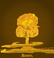 Mushroom Cloud by LogicalOperator