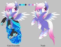 Pegasus Pony Auction #2 [CLOSED] by AlicornParty