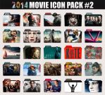 2014 Movie Folder Icon Pack 2 by sonerbyzt