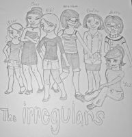 The Irregulars by Kittymango
