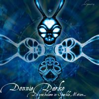 Donnie Darko: Frank loves you by Stealthos-Aurion