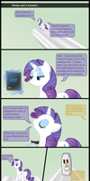 FiM Getting Ready *Comic* by FiMStargazer