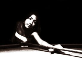 Playing pool... 2 by gatonegro2551
