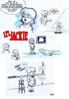 The Adventures of L'il Jackie by RobertHack