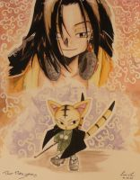 Shaman King by LucioL-2zR