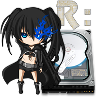 HDD chibi R v2.0 by Abaddon999-Faust999