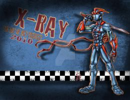 X-RAY 2010 design by JoeyVazquez
