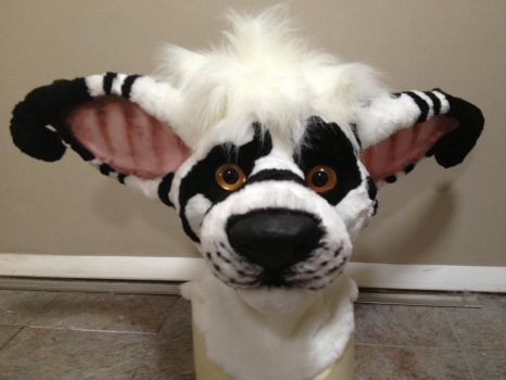 Shawshank Fursuit head by therealurubabe