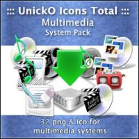 Unicko Multimedia System Pack by unicko