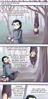 Loki and The Huntsman -part 03- by Tenshi-no-Hikari
