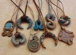 lots of clay things 2 by elideli
