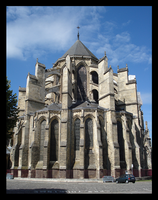Cathedral Saint Gervais III by BluePalmTree