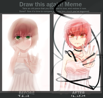 Improvement meme|| 7.6.14 - 12.27.14 by Umagii