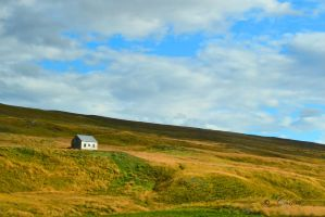 Somewhere in Iceland by o0Christina0o