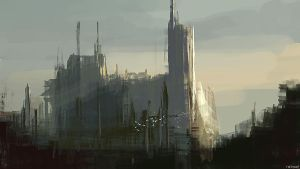 cathedral by R-A-I-N-A-R-T