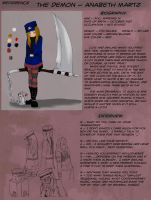 Ref - Anabeth by Drakon-the-Demon