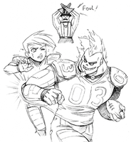 DP Football by kichigai