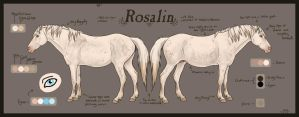 Rosalin Reference by silverglass19