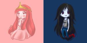 Bubbline Quickies by patatash