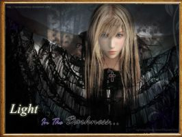 Light in the Darkness .:Lightning:. by XxClaireStrifexX