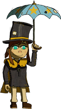 Hat Kid by 1337gamer15