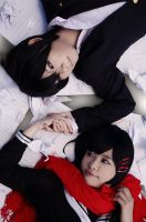 Kagerou project: Toumei answer by Silverwolf-Himegami