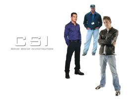 The CSI Boys by TresMaxwell