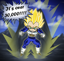 Thanks for 30k pageviews! by ElyasArts