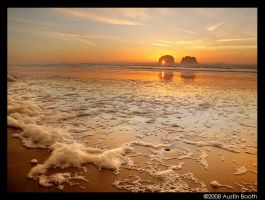 Twin Rocks 3 by austinboothphoto