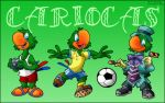 Proud to be a Carioca by ElectricDawgy
