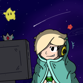 Space has the best Wi-Fi by Mettauro