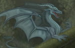 Dragon by Horhe124