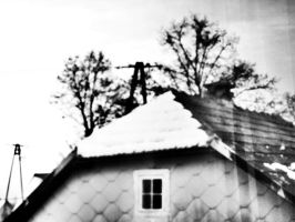 old house by adriannazajac
