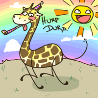 HURPDERP by LiddoCait