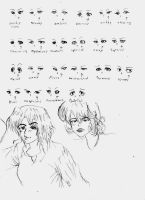 Gaiaonline eyes by halo91
