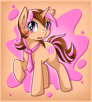 [Gift] Think Pink(ies) by vavacung