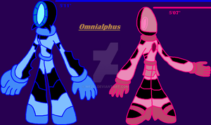 Omnialphus Reference (WIP) by Chronicle-King