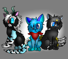 The Silvery Patrol *Commish* by SnoodleMuffins