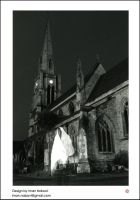 Church Ghost by imanwow