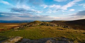 Saddle Tor by toosas